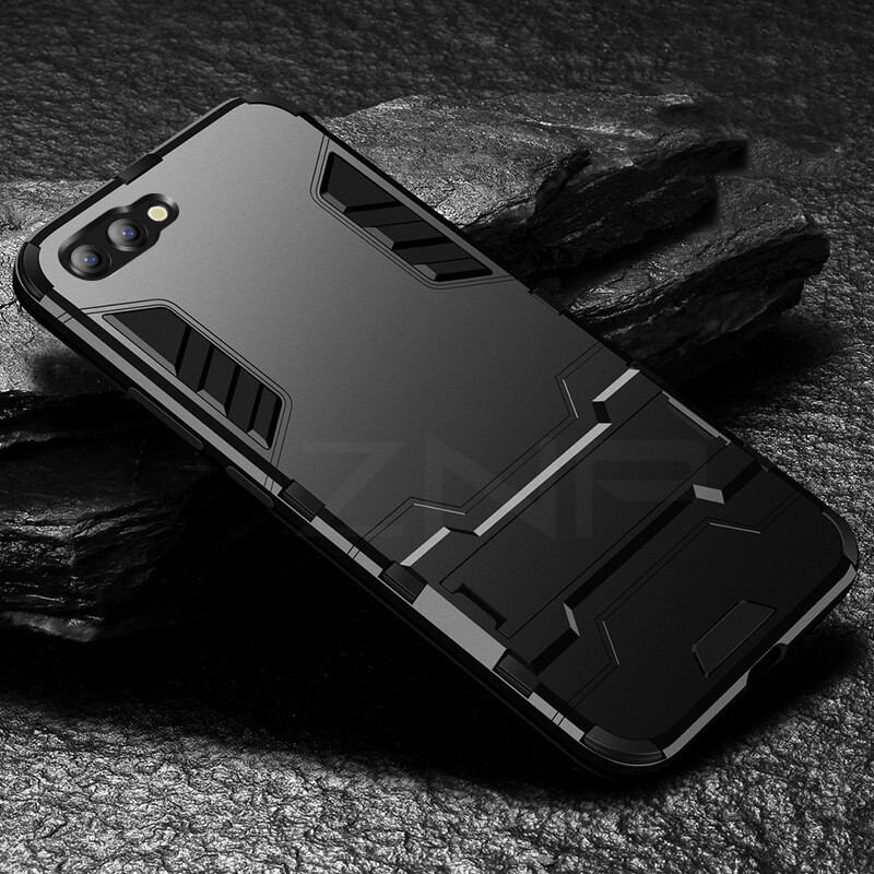ZNP Full Shockproof Armor Phone Case For Huawei P10 Plus P9 Lite 2017 Matte Protective Cover For Huawei Honor 10 Lite Case Shell