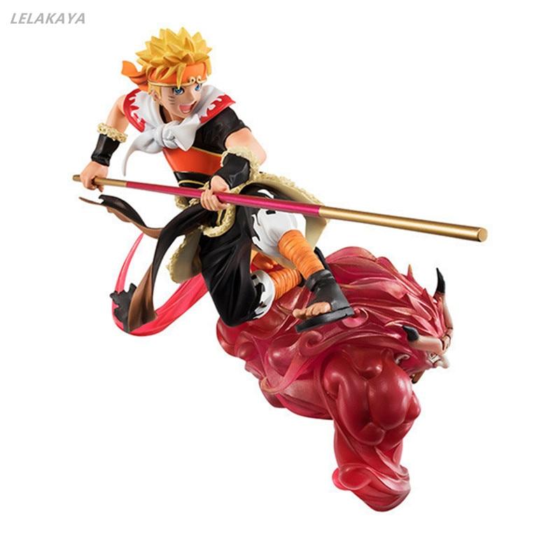 Japanese Anime Naruto Shippuden Uzumaki Naruto Figure 20cm in box Chinese Ver.