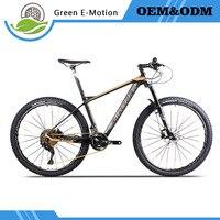 High Configuration 27 5 Inch Twitter Carbon Fiber Mountain Bike With Aluminum Alloy Frame Air Folk