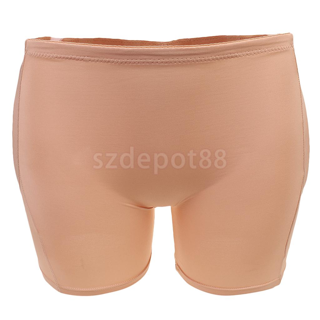 Silicone Pad Panty Butt Enhancer Hip Up Padded Underwear Shapewear for Women ...