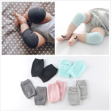 Baby Clothing Accessories Baby Crawling Anti-skid Keep warm Knee protective cover Toddler Learn to socks baby leg warmers