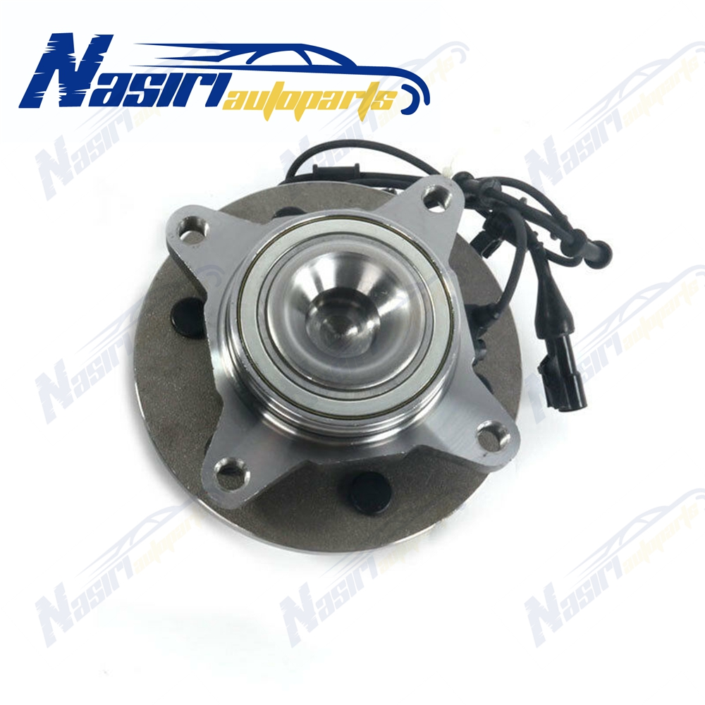 Front Wheel Hubs & Bearings for 03 06 Ford Expedition Lincoln Navigator 2WD #515042