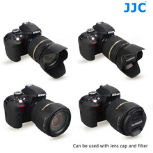 JJC Kamera Lens Hood Tamron AF 18 200mm F/3.5 6.3 Di II LD ASFERIK [IF] MAKRO (Model A14, a031, A061) değiştirir AD06