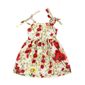 2016 summer style little girl dress beautiful lovely baby dress clothes