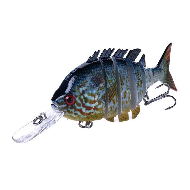 Joint Forma de Peixe de Plástico ABS
