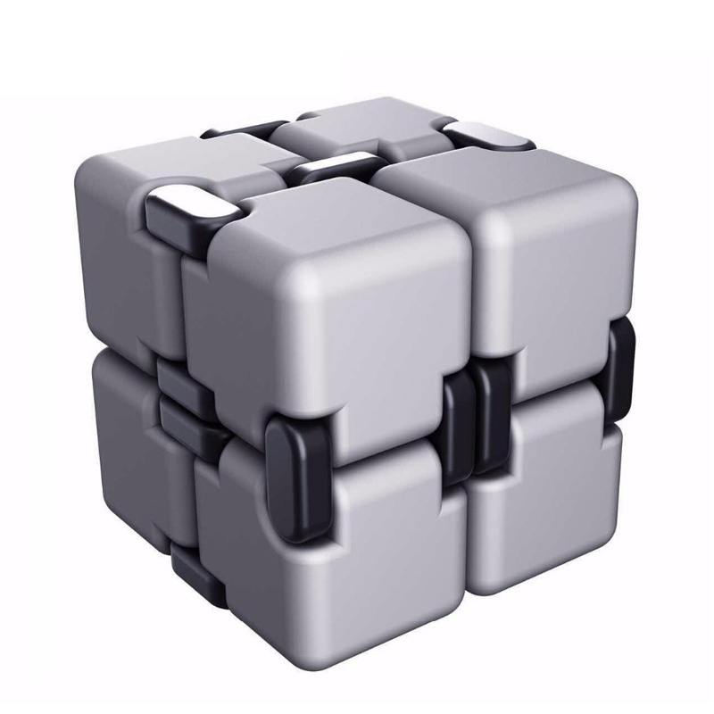 New Original Infinite For Infinity Cube 2 Fidget Cube Anti stress cube Cuby Neo fidget toys Spinners Magic Cubes Desk Toy hot original infinity cube 2 metal high quality edc creative fidget cube toy anti stress relief hand spinner adult adhd oyuncak