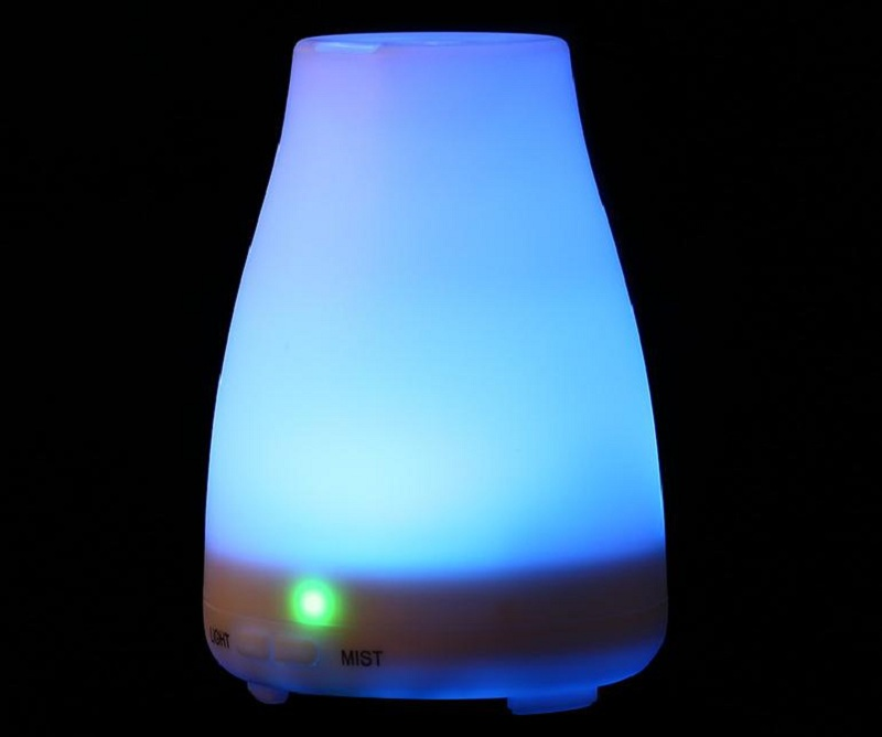 Aroma Light Diffuser ~ New ultrasonic humidifier led light color change dry