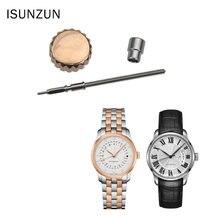 Запасные части часы isunzun для Короны оригинальное качество