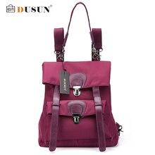 DUSUN Women High Quality Oxford Backpack Brand Design Mochila Women School Bag For Teenage Girls Fashion Women Backpack Hot Sale