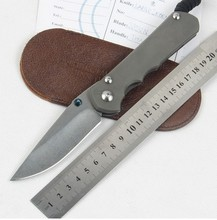Sebenza 25 CPM S35VN Steel Blade Titanium Handle Folding Tactical Knife Outdoor Survival Pocket Camping Hunting Knives