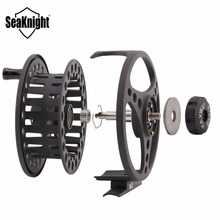 SeaKnight MAXWAY Series 3/4# 3 Ball Bearing Super Light Fly Fishing Reel China Cheap Fly Wheel Saltwater Fresh Water