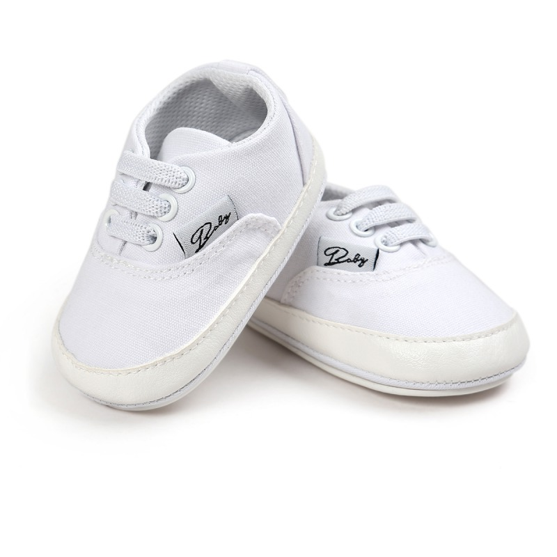 0-18M Baby Newborn Girl Boy Soft Sole Toddler Infant Sneaker Shoes Casual Prewalker