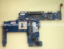 For HP Probook 640 G1 HSTNN-I15C-4 Laptop motherboard Integrated 744009-001 6050A2566302-MB-A04