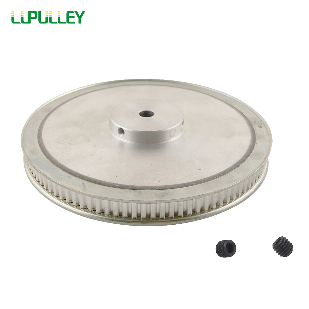 LUPULLEY XL 70T Timing Pulley Bore 10mm/12mm Steeper Motor Pulley 70T Alloy Timing Belt Pulley Printer CNC Machine Parts flsun 3d printer big pulley kossel 3d printer with one roll filament sd card fast shipping