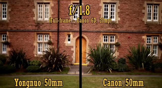 YONGNUO YN50mm F1.8 Standard Prime Lens Large Aperture Auto Focus Lens for Canon EF Mount Rebel 650D 700D 7D DSLR Camera Lens 14