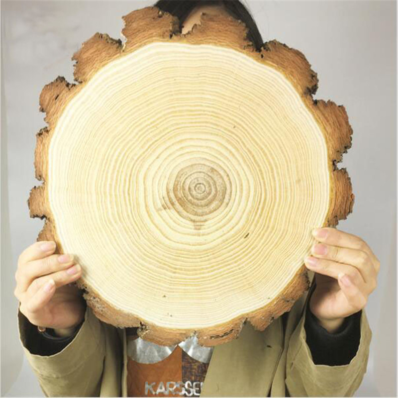 Pinjeas tree slices 22 25cm h 20mm rough cut rounds for How to cut wood slices