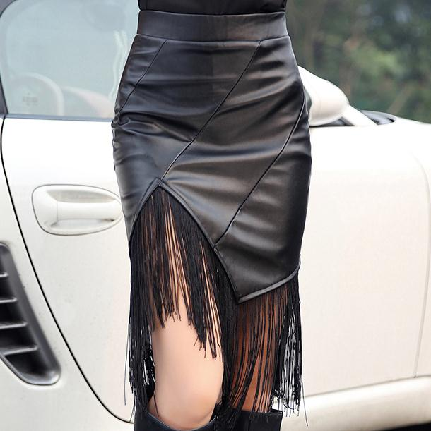 Cheap Leather Skirts Promotion-Shop for Promotional Cheap Leather ...