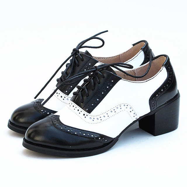 Women's Shoes Brock Genuine Leather