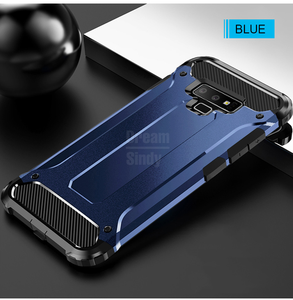 Luxury Armor Shockproof Bumper Case12