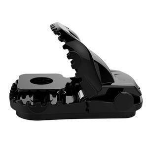 Image 2 - 2個再利用可能なプラスチックラットトラップマウスマウストラップマウストラップ餌スナップ春齧歯類キャッチャー害虫制御piegeラット離れ