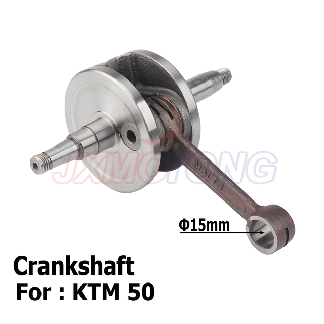 US $41 82 32% OFF|Aliexpress com : Buy New motorcycle Crankshaft For KTM 50  50CC SX engine water cooler Pro Junior Senior Parts from Reliable