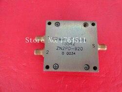 [Белла] Мини ZN2PD-920 800-920 мГц два питания делитель мощности SMA