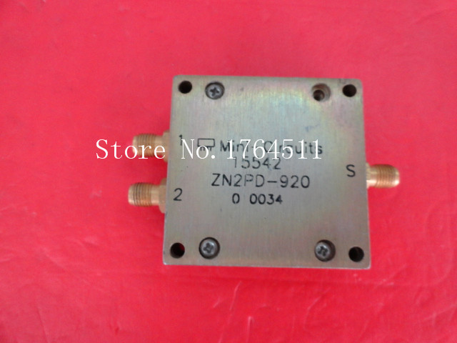 [BELLA] Mini ZN2PD-920 800-920MHz A Two Supply Power Divider SMA