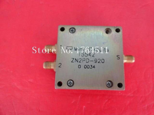 [BELLA] Mini ZN2PD-920 800-920MHz A Two Supply Power Divider SMA