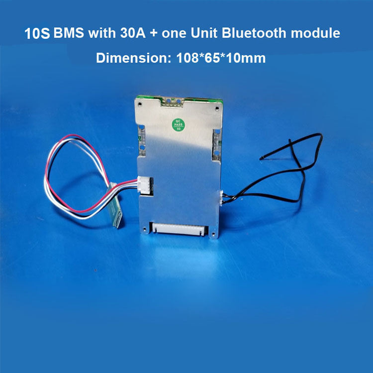 HTB1GDeVsH1YBuNjSszeq6yblFXaX - 10S 36V Lithium Battery PCB and smart BMS with Bluetooth Function APP software 42V electric bike intelligent Protection circuit