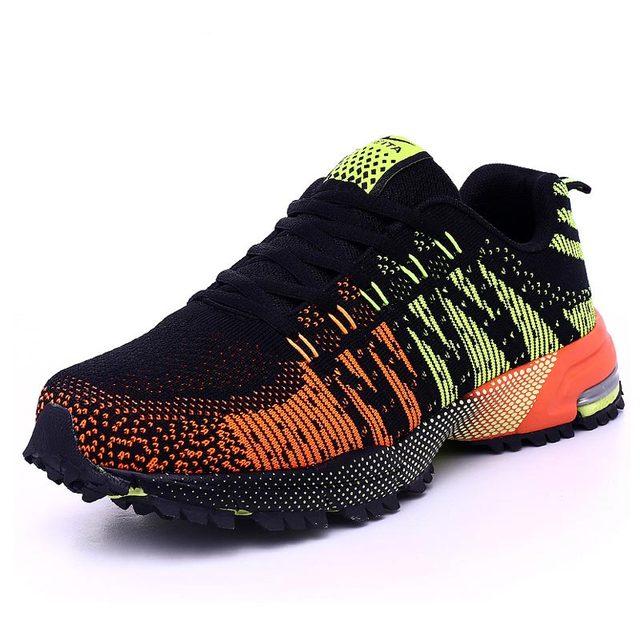 Мужские кроссовки обувь Новинка 2017 уютные спортивные мужские кроссовки