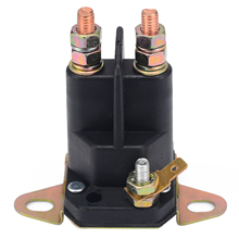 1pc 3 Terminals Starter Solenoid Relay 12V Contactor Switch Replace For MTD Lawnmower стоимость