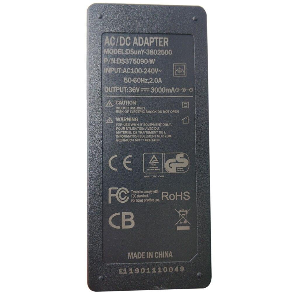 New Global AC/DC Adapter For Model DSunY-3502500 DSunY3502500 MP-C9-1 E9 D3 H3 CP-C9-1 M-D3-2 for led aquarium lighting lamps