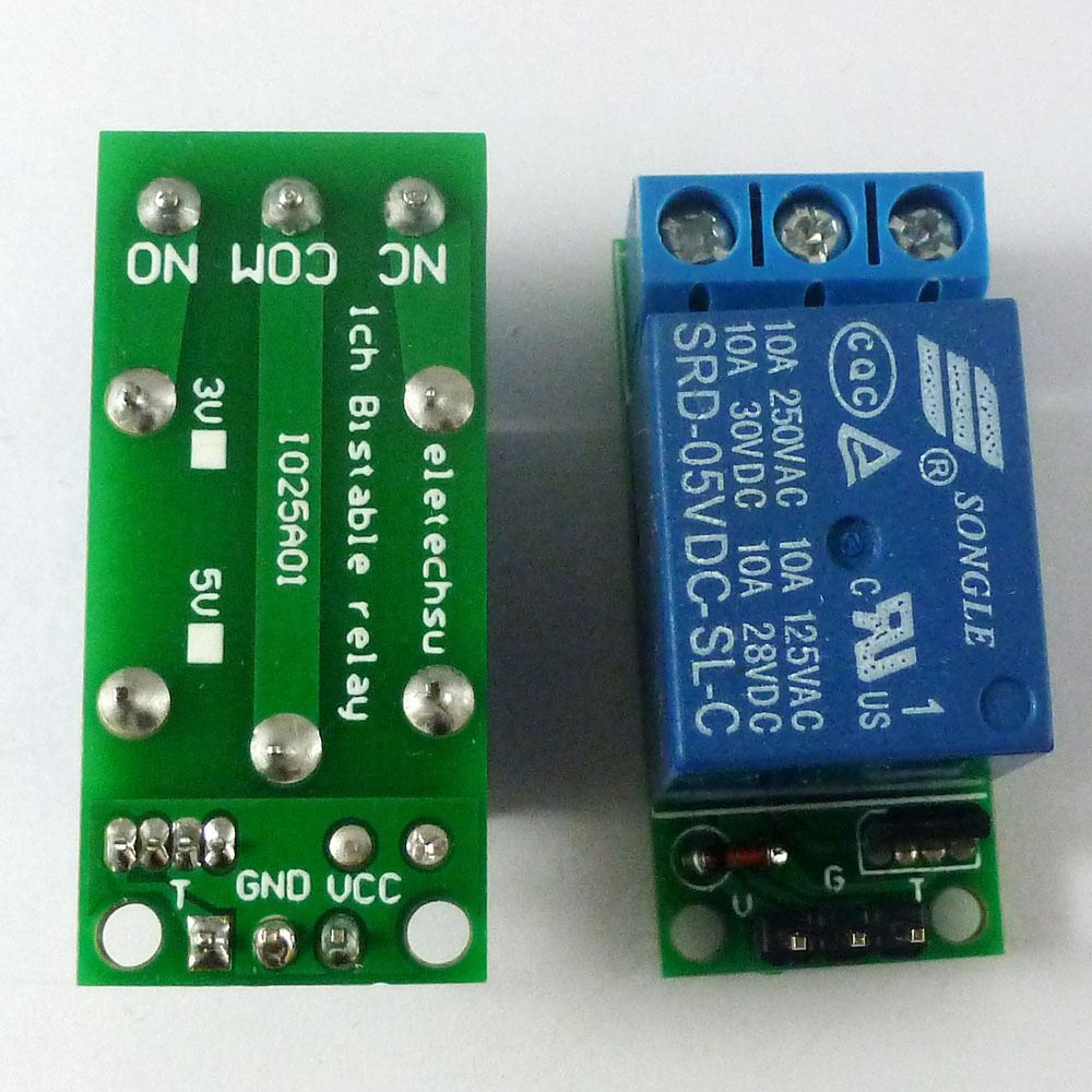 Online Get Cheap Latching Relay V Aliexpresscom Alibaba Group - Two coil latching relay
