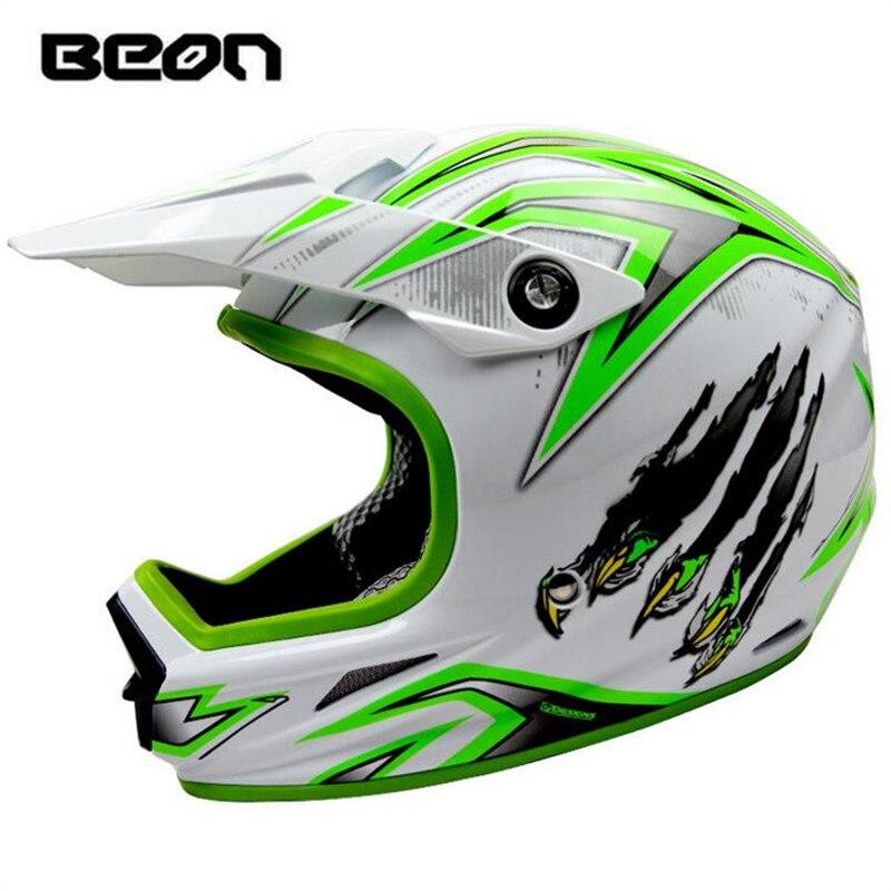 Genuine BEON fashion motorcycle helmet light wild wild small helmets helmet international ECE safety certification MX-14