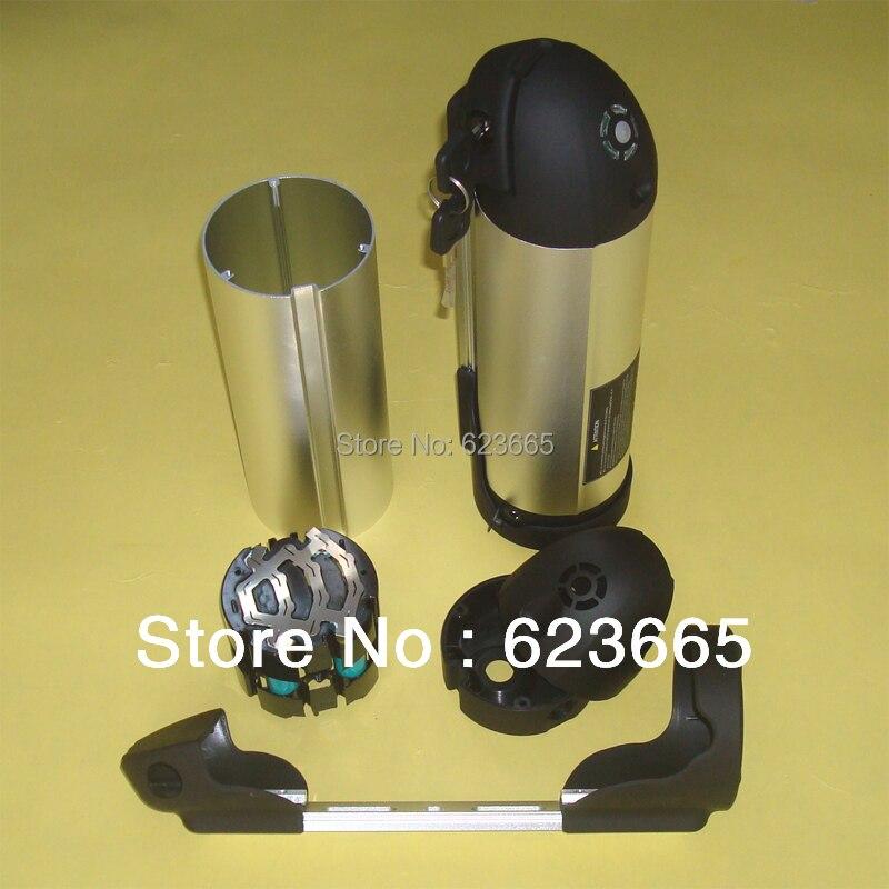 Livraison gratuite e-bike batterie boîte 36 V vélo électrique li-ion batterie boîte avec 18650 gratuit support de batterie et bande de Nickel - 2