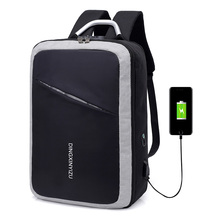 VASSARETTE 15.6 Inch Anti Theft Laptop Backpack Men Women USB Charging Travel Large Capacity Business Bags Backpack School Bag все цены