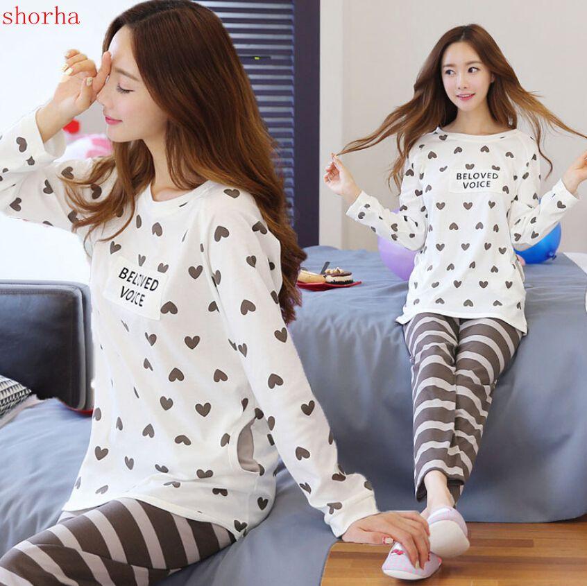Post Natal Breast Feeding Pajamas Maternity Nursing Pajamas Suits Breastfeeding Sleepwear Nursing Pajamas For Pregnant Women