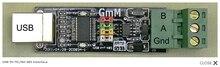 10pcs/USB TO TTL/RS-485 Interface