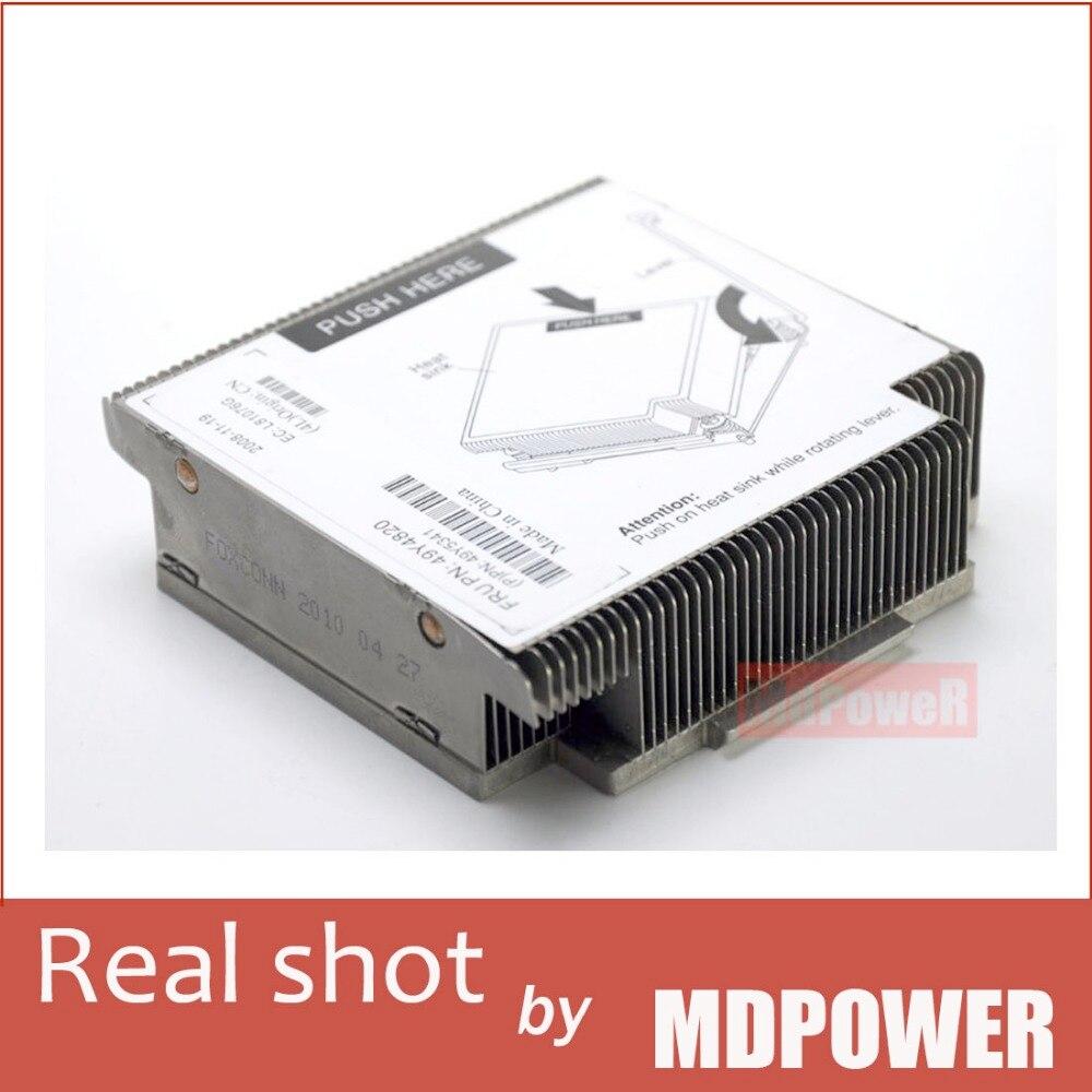 FOR IBM X3550M2/M3 X3650M2/M3 CPU cooler heatsink 49Y5341 49Y4820heat sink radiator