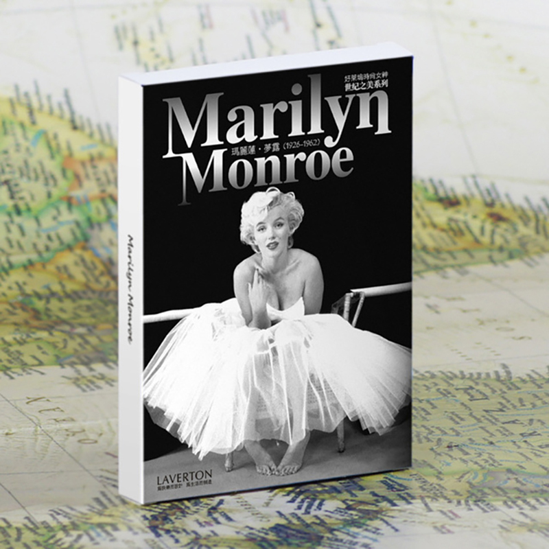 30sheets/LOT Marilyn Monroe Postcard /Greeting Card/wish Card/Fashion Gift Greeting Cards Vintage-postcards