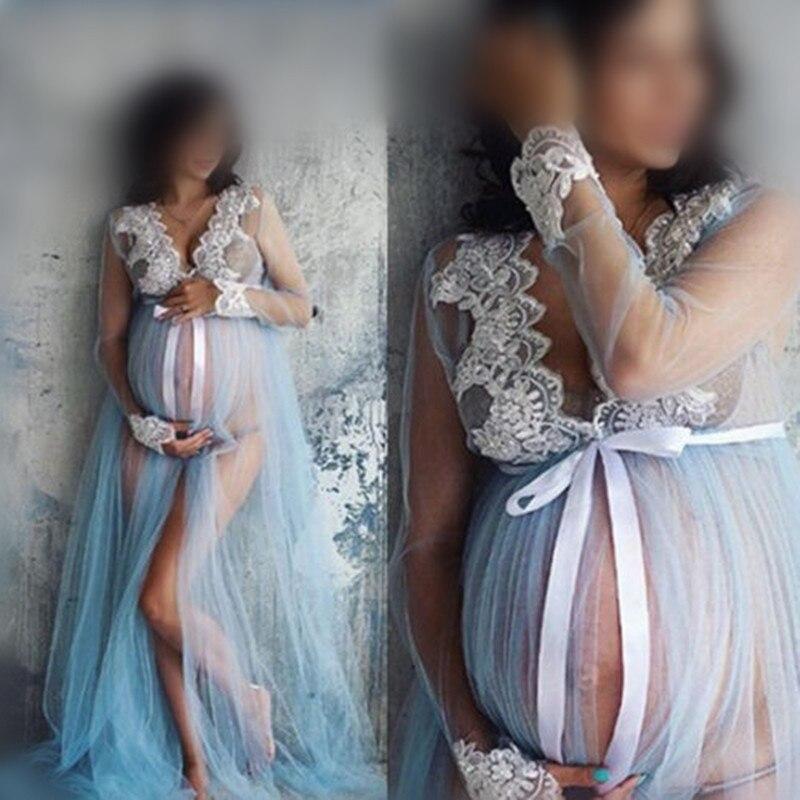 Материнство фото требования Макси Материнство платье Кружева Материнство платье Фэнтези съемки фото Лето беременных платье плюс