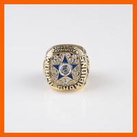 Bottom Price For 1971 Super Bowl Replica Dallas Cowboys Championship Ring For Fans