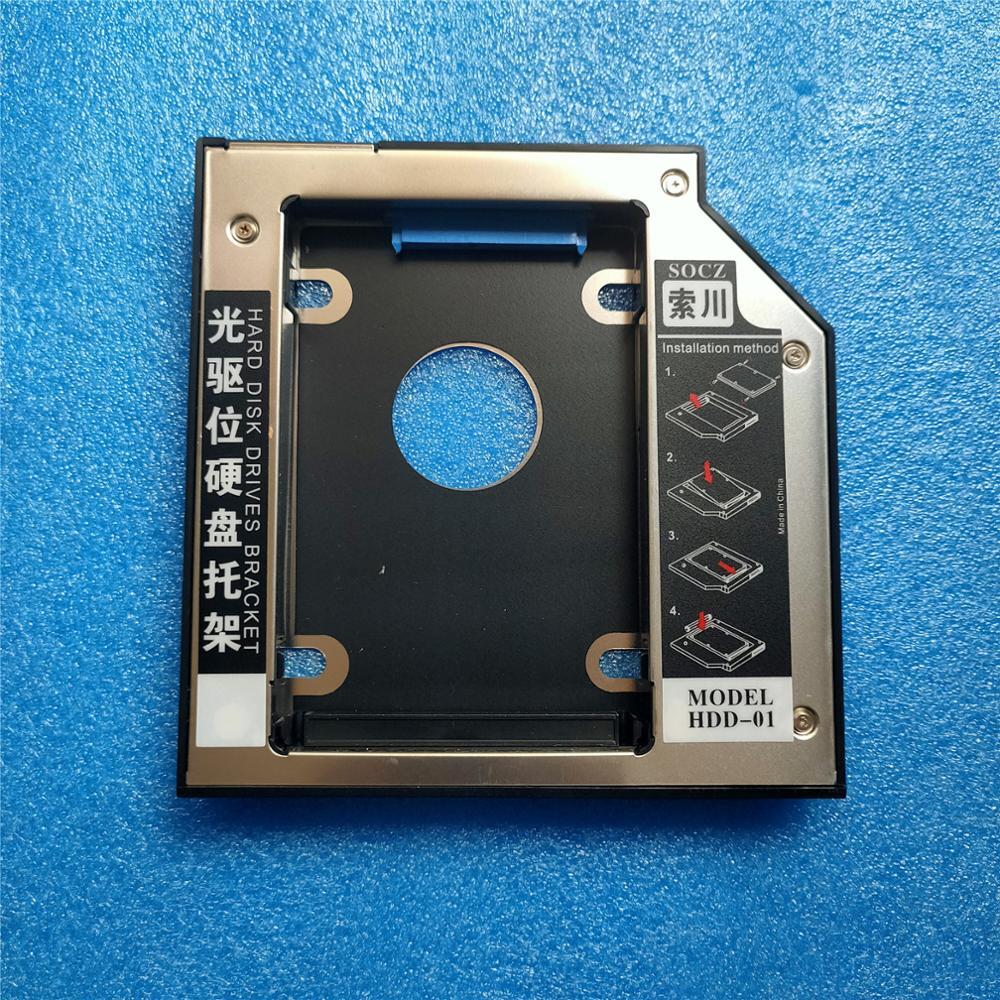 Lenovo for lenovoZ360 Z370 Z380 Z460 Z465 Z470 2nd HDD Hard Drive Caddy slim