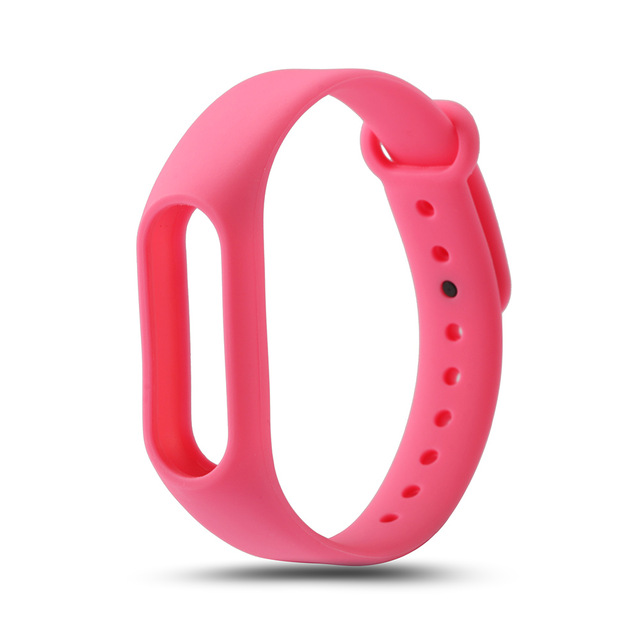 For Xiaomi Mi Band 2 Bracelet Strap Miband 2 Colorful Strap Wristband Replacement Smart Band Accessories For Mi Band 2 Silicone 23