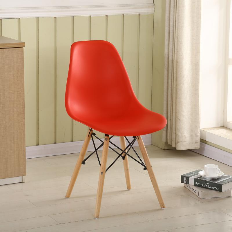 Модный стул, современный минималистичный стул, креативный стул, стол, офисный стул, домашний, скандинавский, обеденный стул - Цвет: style 19