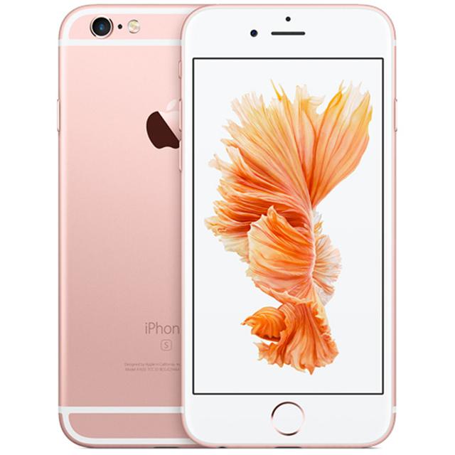 Unlocked Original iPhone 6S/6s plus Smartphone IOS Dual Core 12.0MP Camera 2GM RAM 16/64/128GB ROM 4G LTE Used Mobile Phone