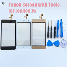 Original Leagoo Z5 Touch Screen with Tools Glass Panel Accessories Smart Phone Replacement For Leagoo Z5L / Z5 Lte Smart Phone