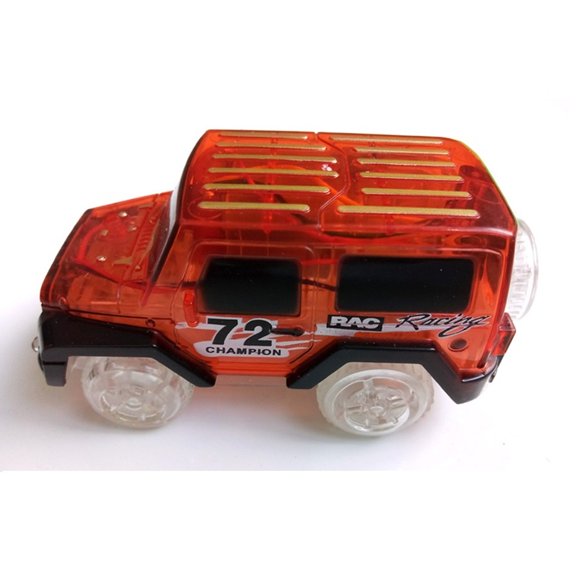LED-light-up-Cars-for-Magic-Tracks-Electronics-Car-Toys-With-Flashing-Lights-Fancy-DIY-Toy-cars-For-Kid-Magic-Tracks-parts-Car-1
