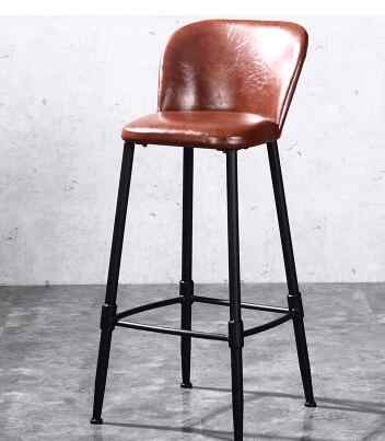 Detail Feedback Questions About Bar Chair Vintage Bar Stools Back