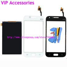 J100 Original LCD Touch Panel for Samsung GALAXY J1 SM-J100F LCD Display Touch Screen Digitizer tools Tracking